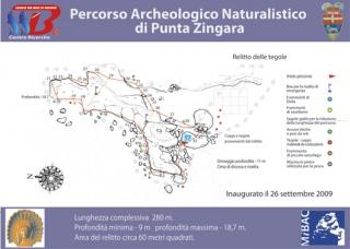 ARCHEOSUB A BOLSENA - 29 SETTEMBRE 2013 - PERCORSO NATURALISTICO ARCHEOLOGICO DI P.TA ZINGARA ISOLA BISENTINA