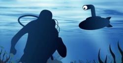 CADDY - il tuo futuro compagno di immersione Un compagno d'immersione autonomo e intelligente