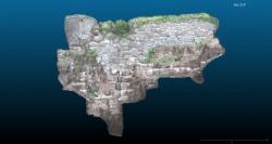 Una imponente struttura difensiva etrusca riemerge a Bolsena.