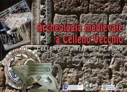 ARCHEOLOGIA MEDIEVALE A CELLENO VECCHIO
